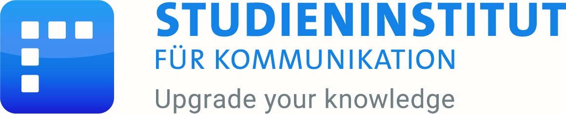 Studieninstitut Kommunikation upgrade Logo
